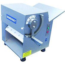 "Somerset CDR-100 Electric Countertop Dough Sheeter, 10"" Rollers"