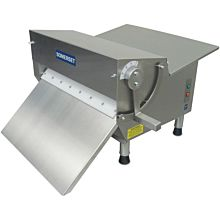 "Somerset CDR-300F Electric Countertop Dough Sheeter w/ Tray, 15"" Rollers"
