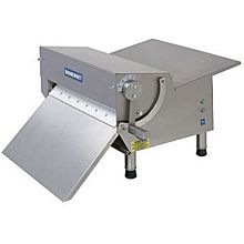 """Somerset CDR-600F Electric Countertop Dough & Fondant Sheeter w/ Tray, 30"""" Rollers"""