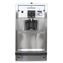 Spaceman 6236H Soft Serve Ice Cream Machine with 1 Hopper - 208/230V