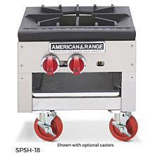 American Range Stock Pot Stove with Low Profile, SPSH-18