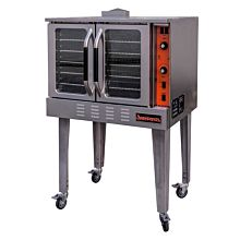 "Sierra SRCO-E 38"" Single Deck Full-Size Electric Convection Oven"