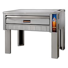 "Sierra Range SRPO-72G 72"" Pizza Deck Oven w/ 110,000 BTU (Gas Model)"