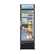 "Turbo Air TGM-14RV-N6 24"" One Glass Swing Door Merchandiser Refrigerator - 12.2 Cu. Ft."