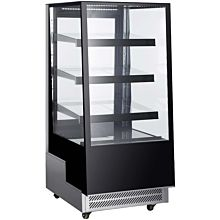 """Marchia TMB25-D 25"""" Dry, Non-Refrigerated Bakery Display Case"""