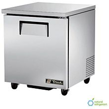 True TUC-27-HC-OS 6.5 cu ft Undercounter Refrigerator with (1) Section & (1) Left Hinge Door, 115v (NEW IN BOX OVERSTOCK)