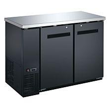 Coldline UBB-24-48F-HC 48″ Solid Door Back Bar Cooler