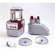 Robot Coupe R2N Ultra Food Processor with Steel Bowl