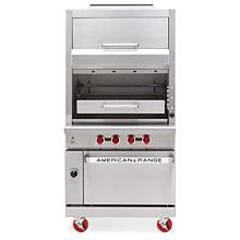 American Range AGBU-WO-4 Heavy-Duty Gas Upright Radiant Broiler