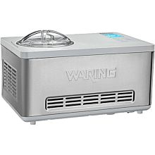 Waring WCIC20 2 Qt. Compressor Ice Cream Maker, 120V