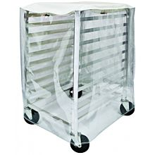Winco ALRK-10-CV Sheet Pan Cover 10 Tier Rack