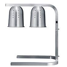Prepline WL550 Freestanding Heat Lamp with 2 Bulbs-120V, 500W