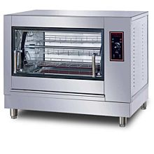 "40"" Electric 16 Chicken Batch Rotisserie Oven, 220V"