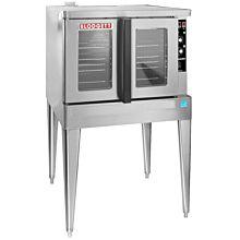"Blodgett ZEPH-200-G 38"" Bakery Depth Full-Size Single Deck Gas Convection Oven"
