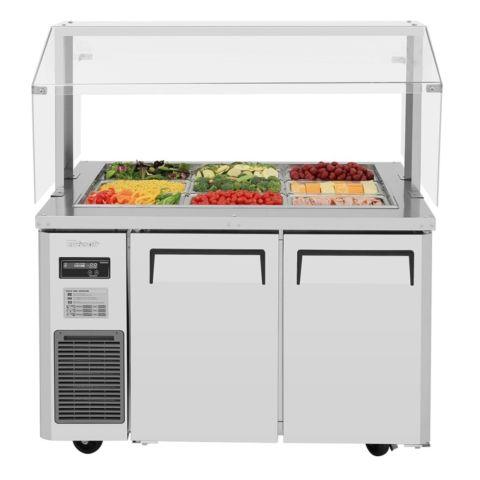 Turbo Air JBT-48-N Refrigerated Buffet Table