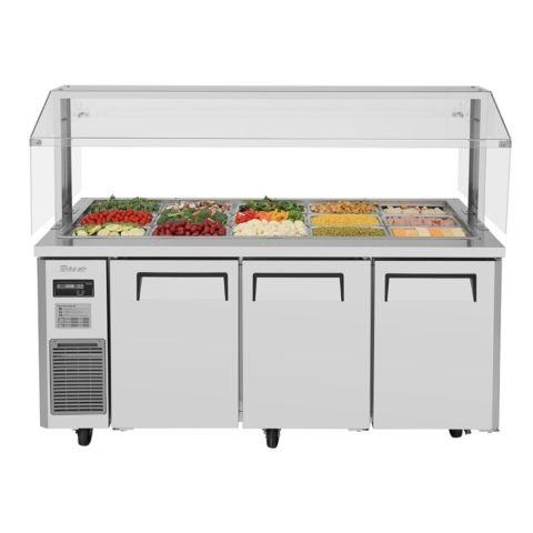 Turbo Air JBT-72-N Refrigerated Buffet Table