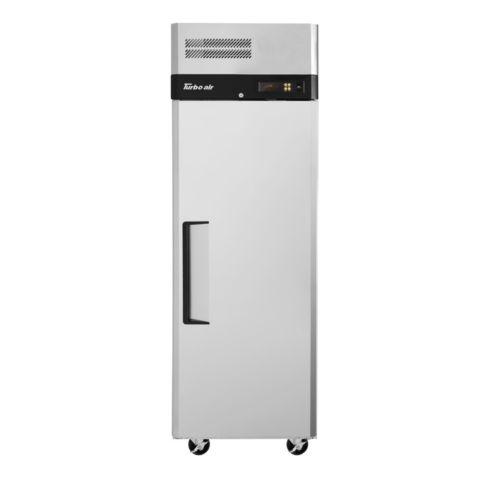 Turbo Air M3R24-1-N Solid Door Reach-In Refrigerator