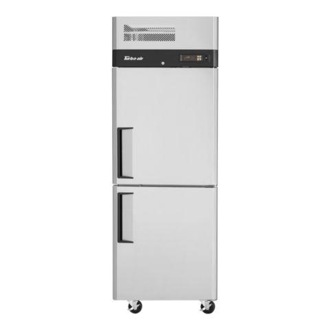 Turbo Air M3R24-2-N Reach-In Half Solid Door Refrigerator