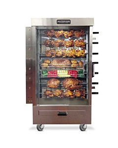 Commercial Rotisserie Machine