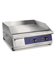 """Cookline EGD24 24"""" Electric Thermostatic Countertop Griddle, 240v"""