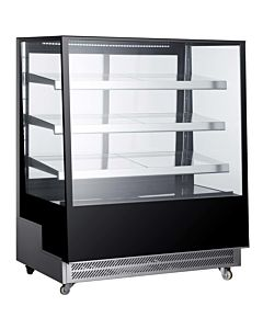 "Marchia TMB48-D 48"" Dry Bakery Display Case, Non-Refrigerated"