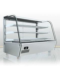 Heated Countertop Food Display