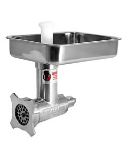 Prepline PHL-MH12 Stainless Steel #12 Head Mincer Meat Grinder Attachment