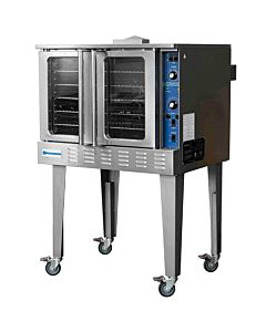 Standard Range SR-COE-280 Single Deck Full Size Electric Convection Oven - 208V