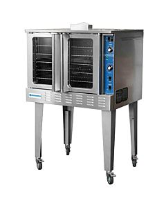 Standard Range SR-COG Single Deck Full Size Gas  Convection Oven- 54,000 BTU
