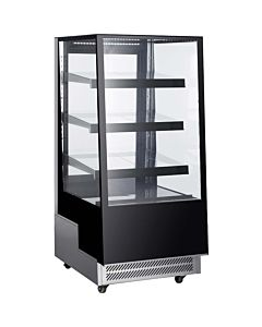 "Marchia TMB25-D 25"" Dry, Non-Refrigerated Bakery Display Case"