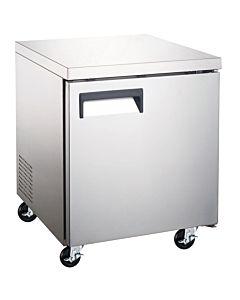 "27"" Undercounter Worktop Refrigerator - 6.3 Cu. Ft."