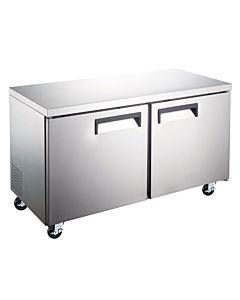 """Coldline TUC48R-HC 48"""" Undercounter Worktop Refrigerator - 12 Cu. Ft."""