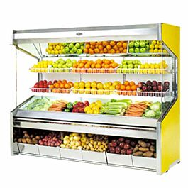 Marc Refrigeration Pd 12r 138 Quot Produce Display Case Self