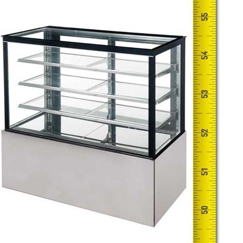 High 3 Shelf Design