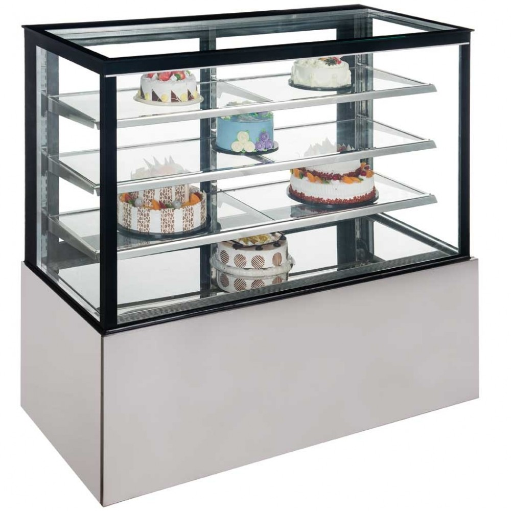 Coldline CD48 shown here. This is a 48 inch Forced Air Refrigerated Bakery Display Case.